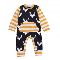 Baby hunter - Deer romper