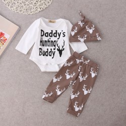 Baby hunter - Brown deer set