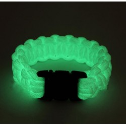 Luminous Paracord bracelet