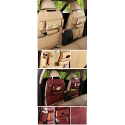 Leather Car Seat Back...