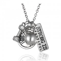 Fitness Gym NECKLACES