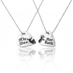 """""""Her Buck & His Doe"""" couple..."""