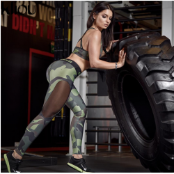 Kliou camo set - Fitness...