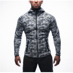 Gym Aesthtectic hoodie Camo