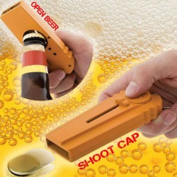 Orange Beer Opening Launcher
