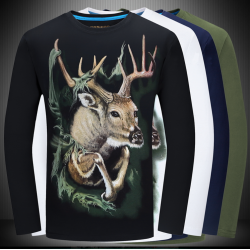 Womens/Mens T shirt- Deer