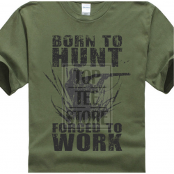 Born to hunt - hunting...