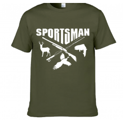 Sportsman - hunting T shirt
