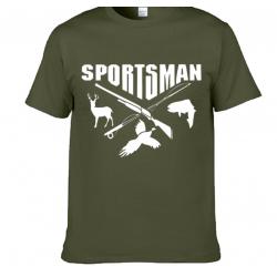 Sportsman - hunting T shirt