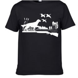 Hunting T shirt - men/women