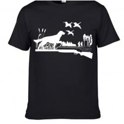 Hunting T shirt - men/women
