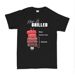 Grilled T shirt  BBQ