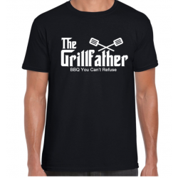 Grill father BBQ t-shirt